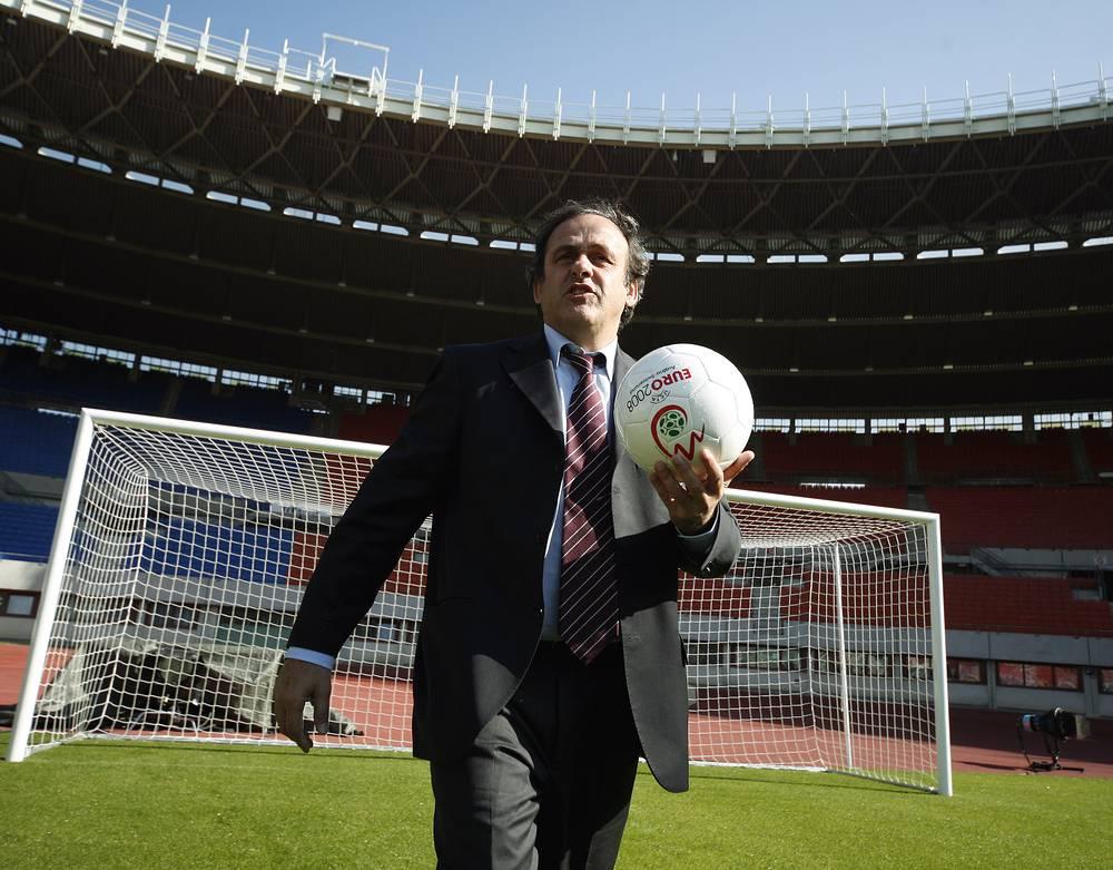 26 января 2007 года на конгрессе УЕФА Мишель Платини был избран президентом организации. Он переизбирался в 2011 и 2015 гг. на второй и третий сроки