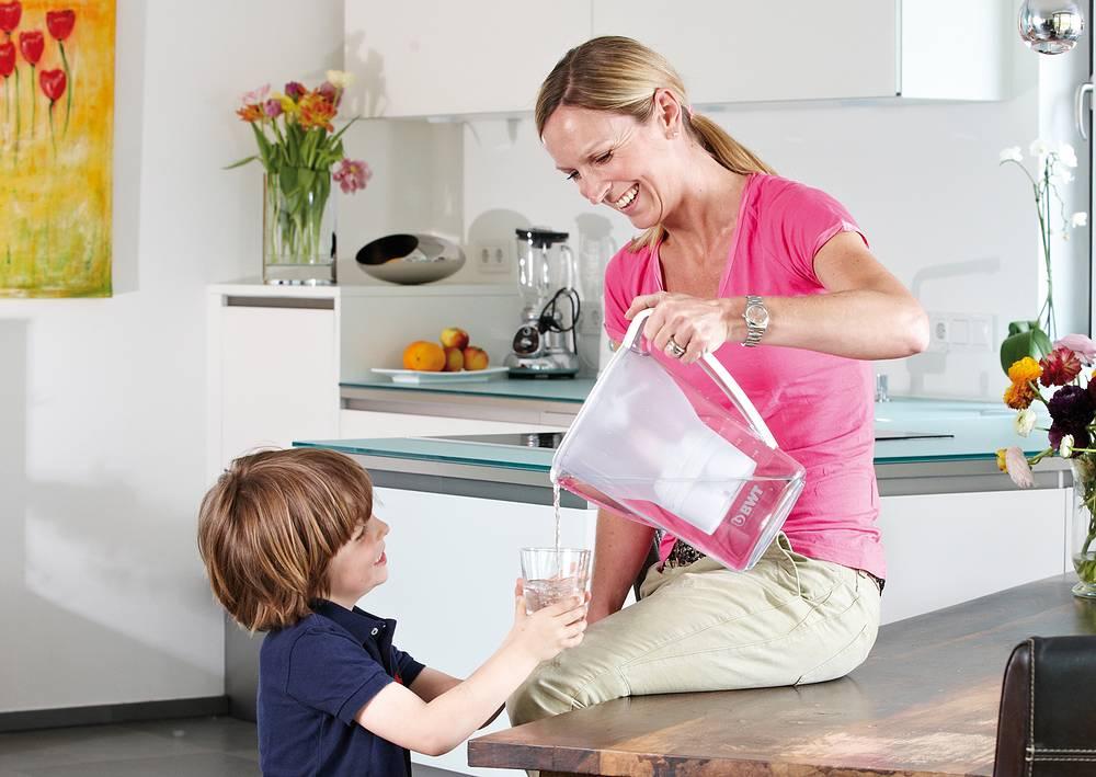 Фильтр BWT для столовой воды Magnesium Mineralizer - вкусная и полезная вода для будущих гонщиков