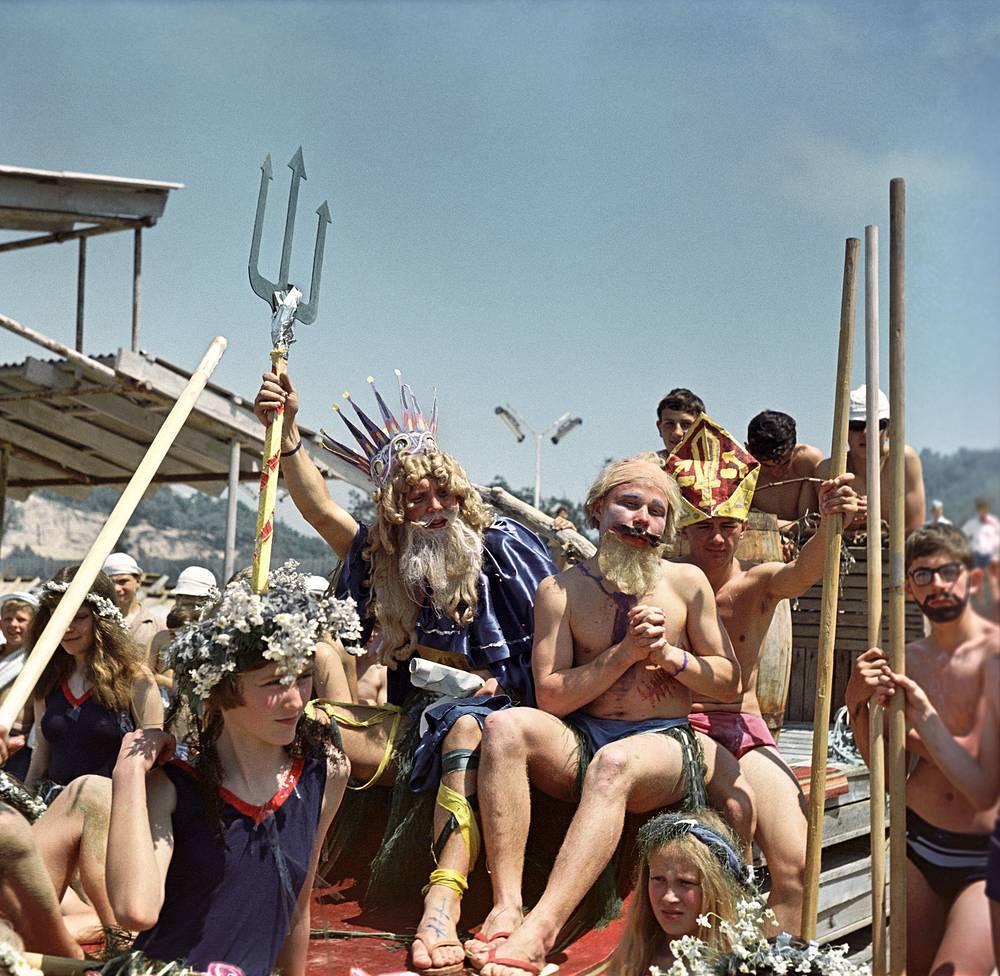 Морской праздник, 1967 год