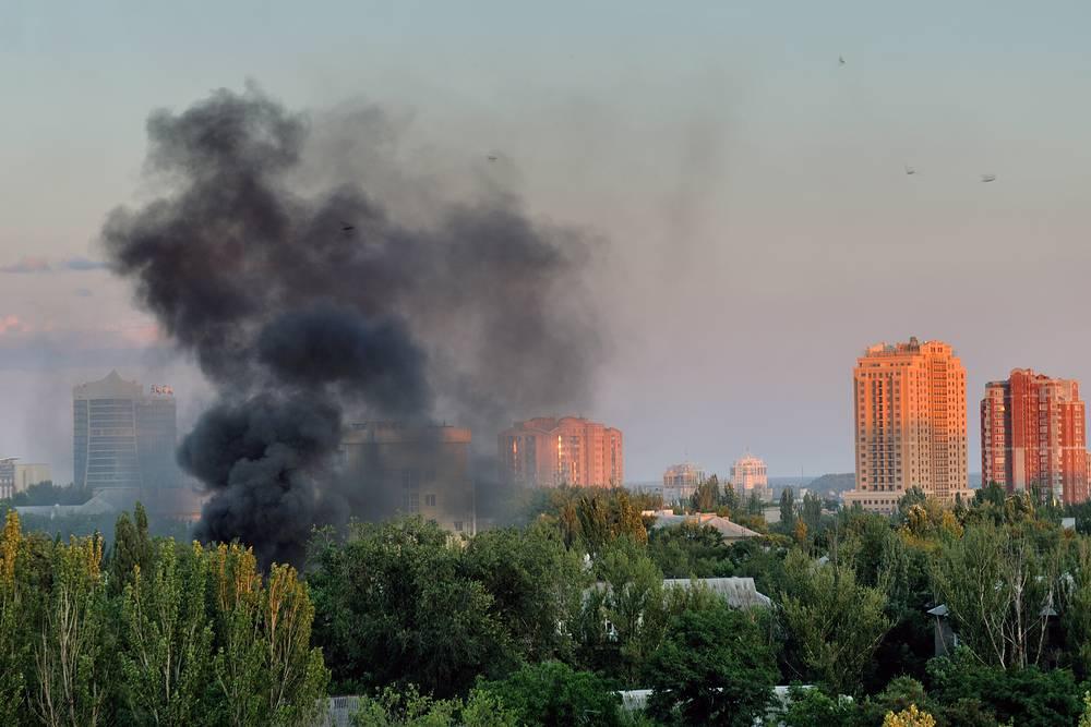 18 июля в МЧС ДНР заявили, что житель Донецка погиб в результате обстрела украинскими военными центральной части города