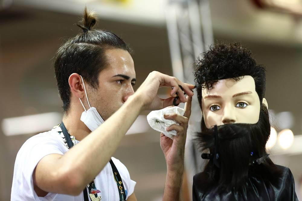 Соревнования парикмахеров