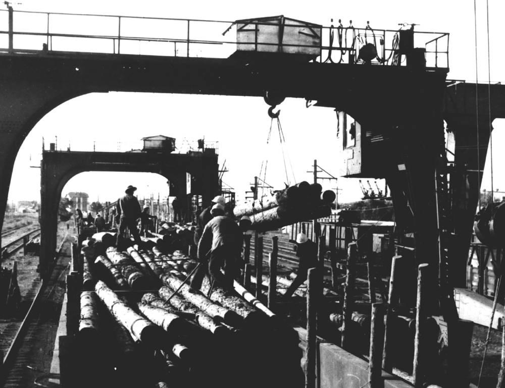 Договор предоставил России право на постройку железнодорожной магистрали через территорию Маньчжурии. На фото: китайская станция Маньчжоули вблизи российско-китайской границы