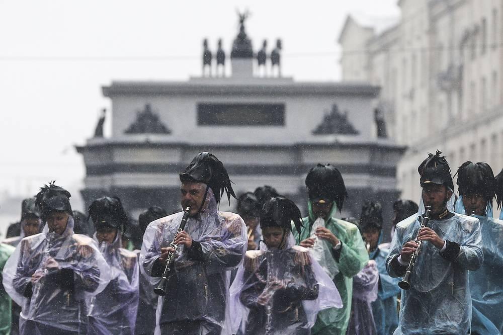 Оркестр муниципальной полиции Рима