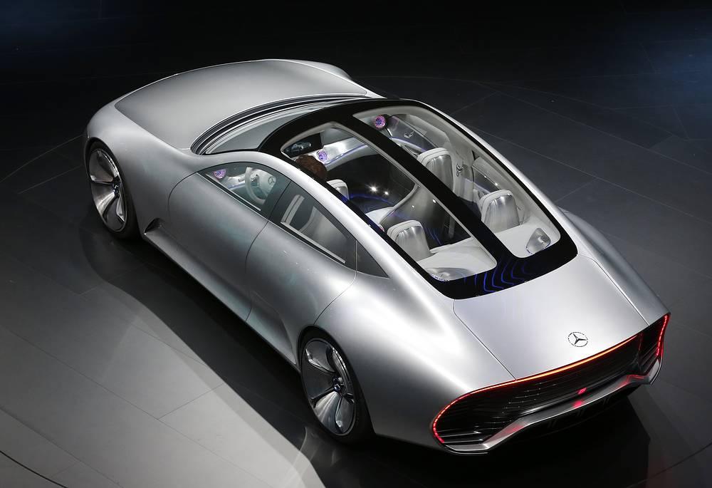 Mercedes Concept Car IAA