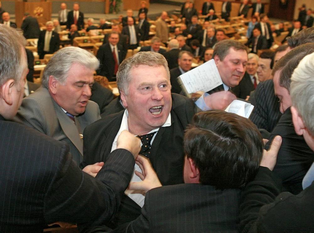 Заседание Госдумы РФ 30 марта 2005 года