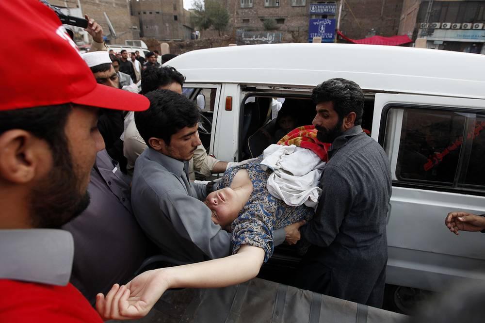 Пешавар, Пакистан