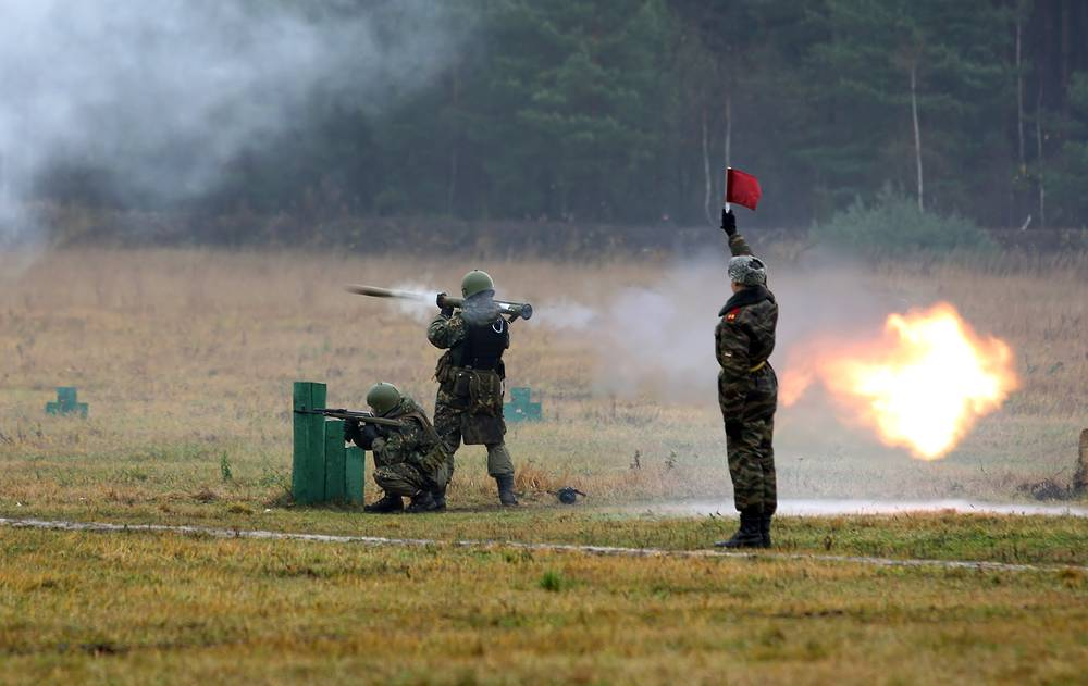 """Реактивный пехотный огнемет РПО-А """"Шмель"""". На войне в Афганистане его прозвали """"Шайтан-труба"""""""