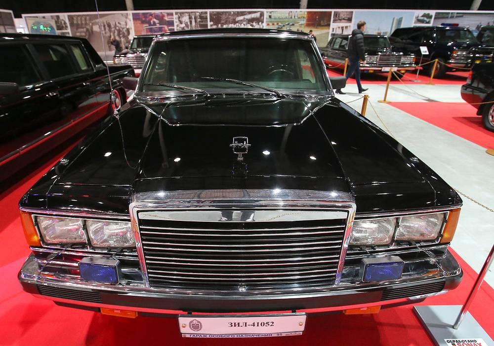 Автомобиль ЗИЛ-41052