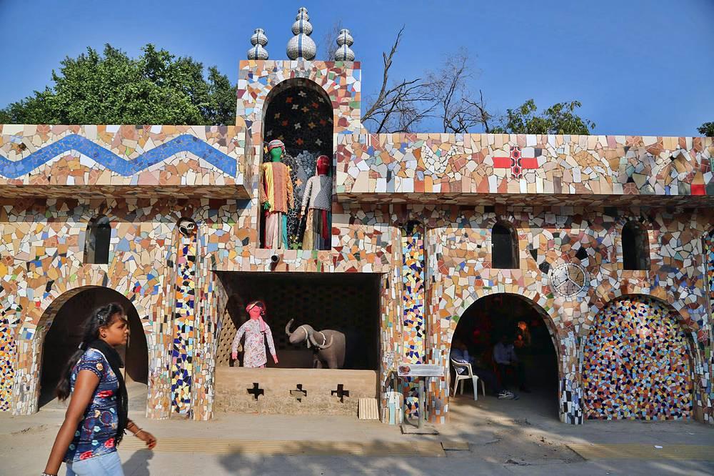 Кукольный музей Раджастхана повествует о патриархальной жизни одного из интереснейших регионов Индии, из которого к нам пришли цыгане