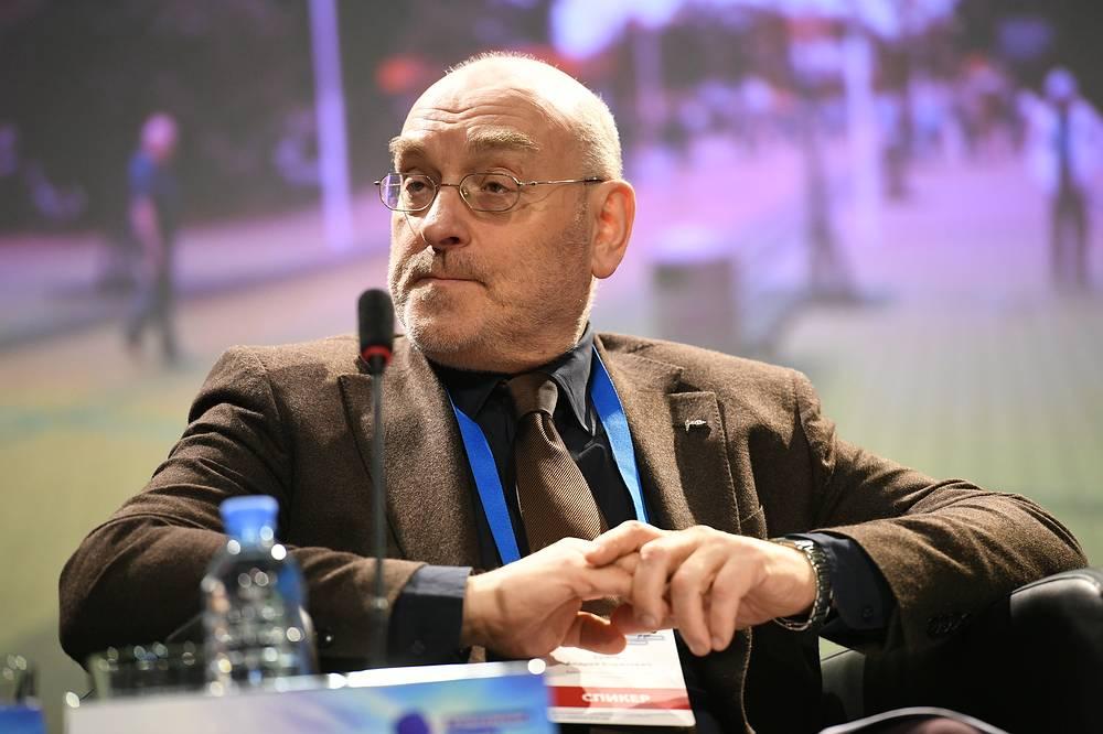 Вице-президент Российской Гильдии управляющих и девелоперов Андрей Бриль
