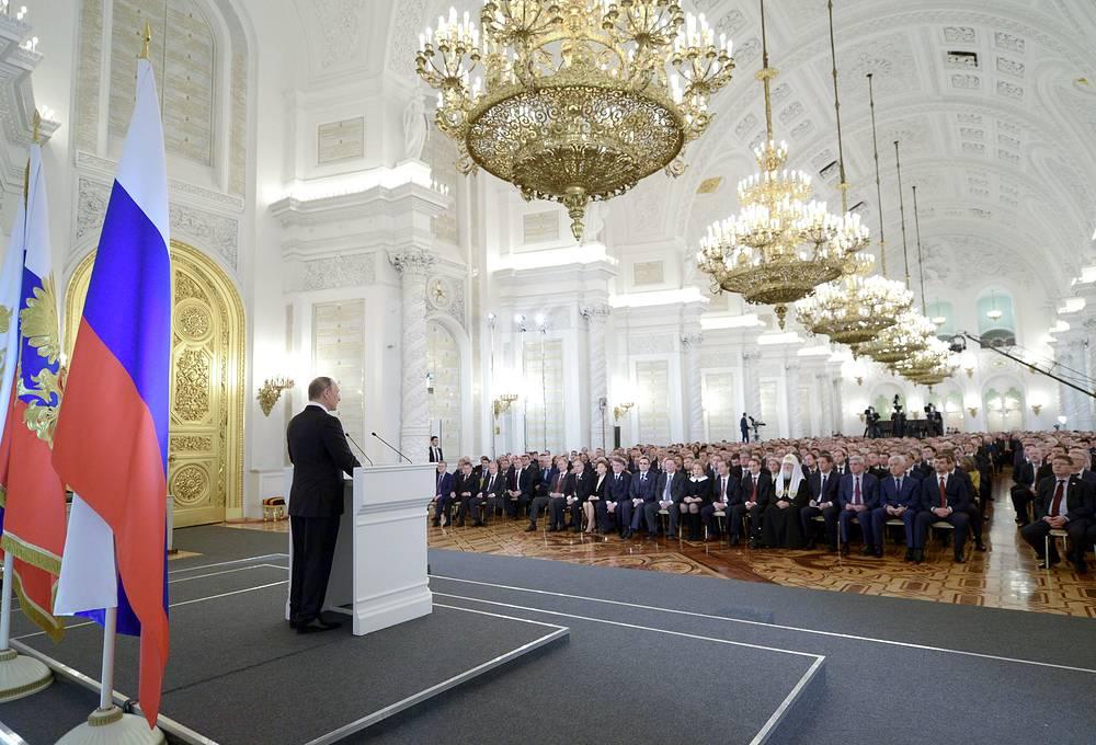Ежегодное послание президента России Федеральному собранию РФ, 2015 год