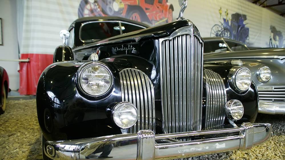 Cadillac Fleetwood 75, 1949