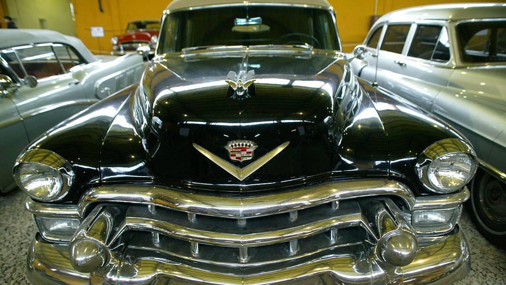 Cadillac, годы выпуска 1953-1956