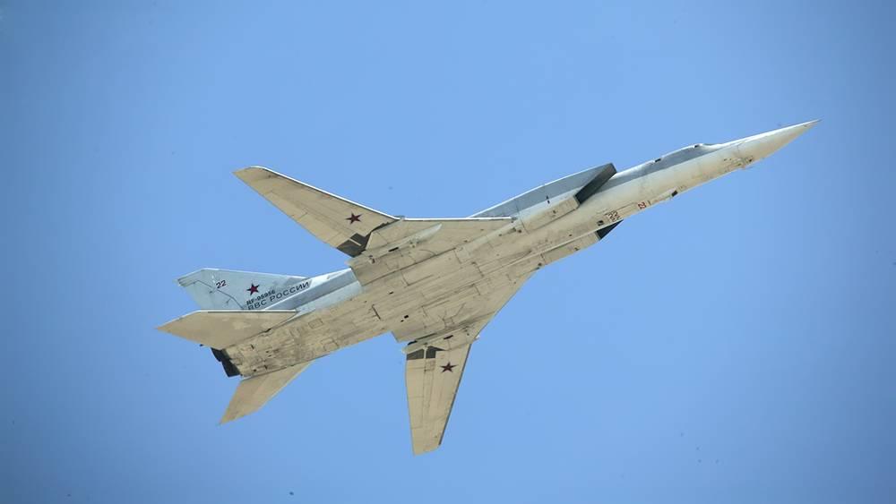 Ту-22М3, дальний сверхзвуковой ракетоносец-бомбардировщик с изменяемой геометрией крыла