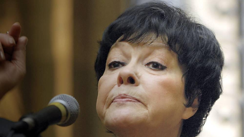 Белла Ахмадулина. 2007 год