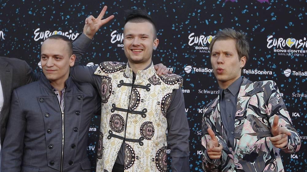 """Представители Латвии участники группы """"PeR"""""""
