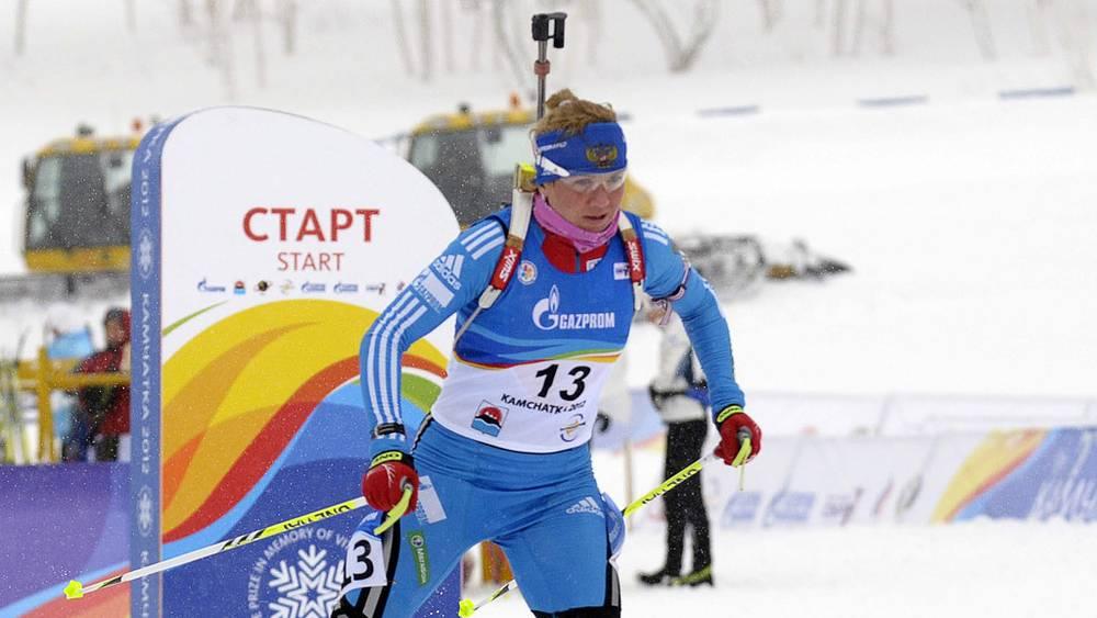 Российская спортсменка Наталья Сорокина