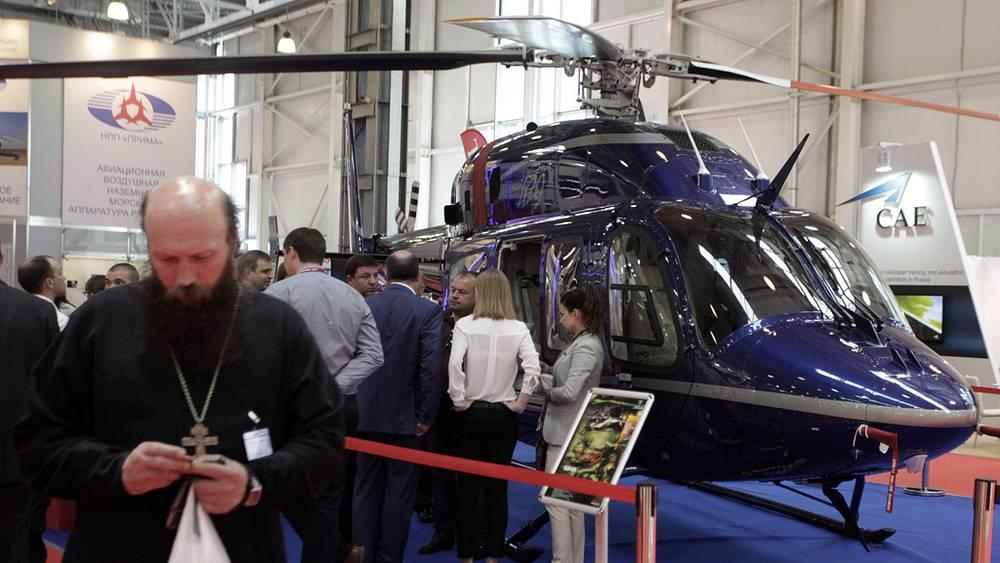 Вертолет Bеll 429
