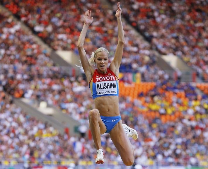 Россиянка Дарья Клишина заняла лишь седьмое место