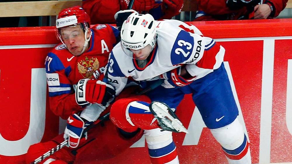 Алексей Терещенко и Матс Тригг (слева направо)