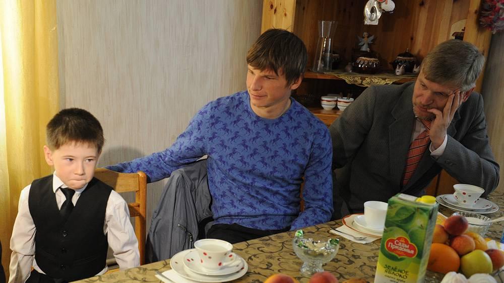 """Во время посещения """"Детской деревни SOS Пушкин"""", где воспитываются дети, оставшиеся без попечения родителей"""