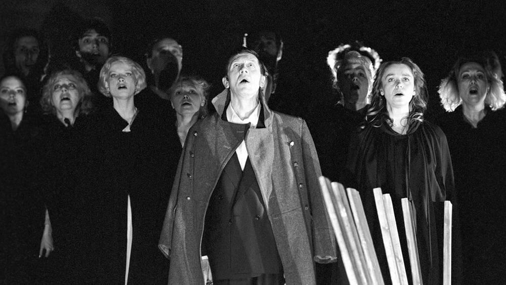 """Премьера спектакля """"Живаго"""", 1993 год"""