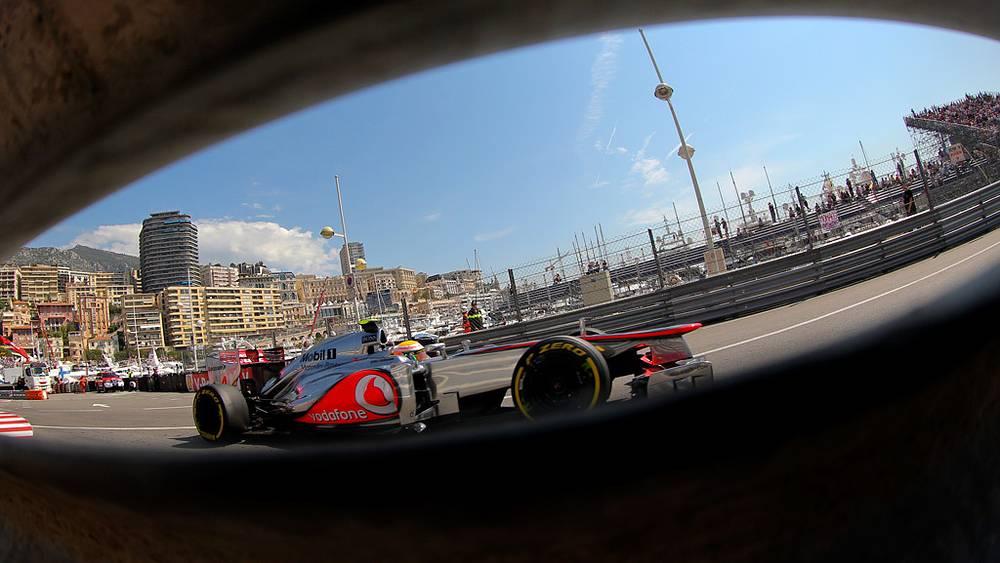 Льюис Хэмилтон (McLaren Mercedes)