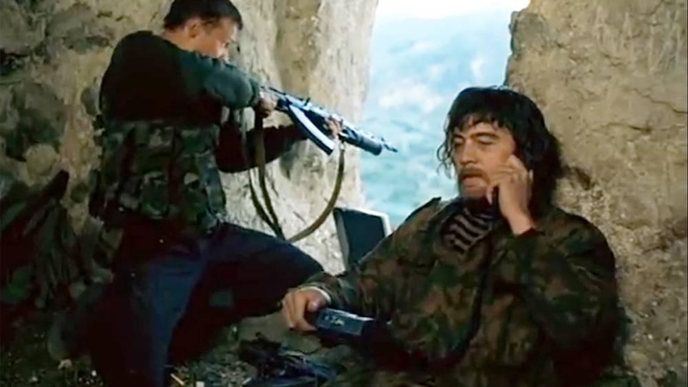 """""""Война"""" 2002 г. Режиссер Алексей Балабанов"""