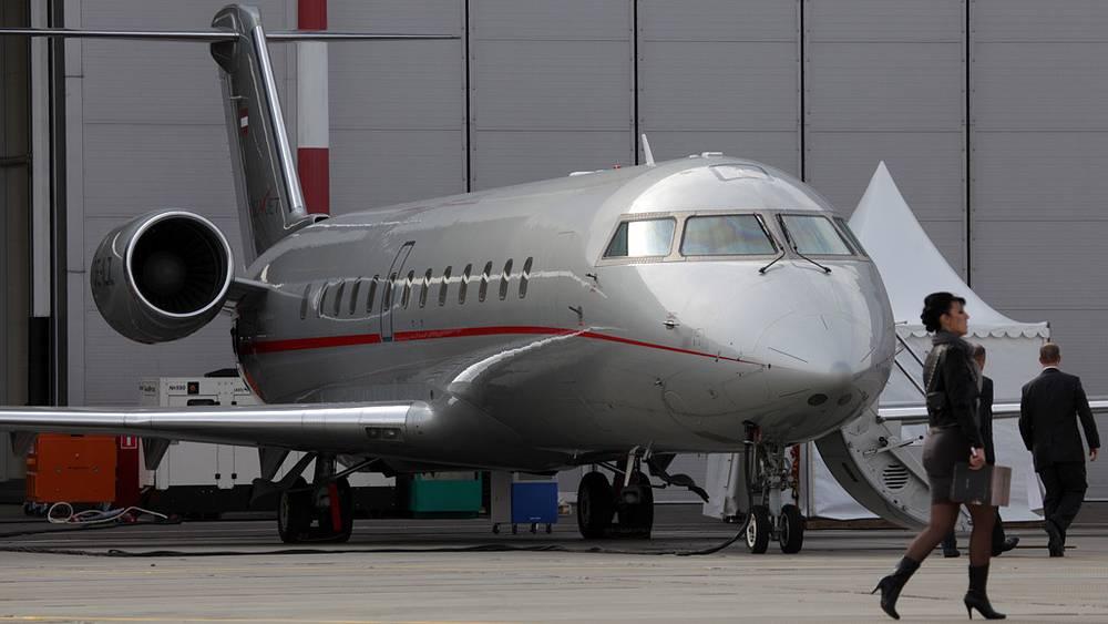 Бизнес-джет Embraer Legacy 650