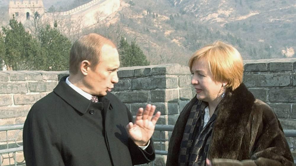 2002 год. У  Великой китайской стены