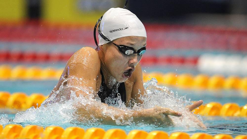 Темникова Мария, занявший 2-е место на дистанции 200 м брассом