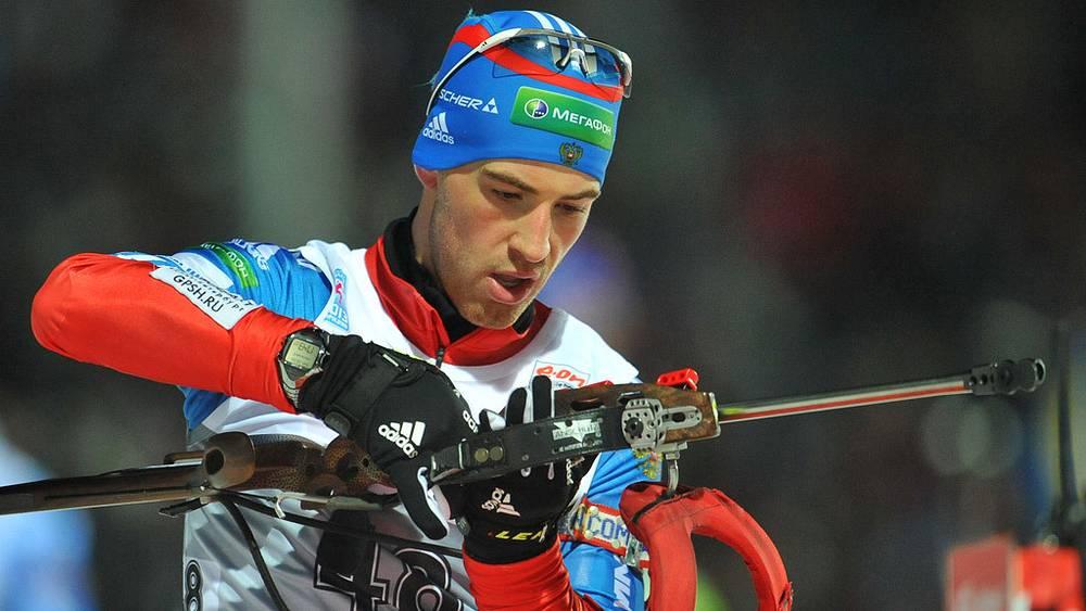 Дмитрий Малышко занял пятое место