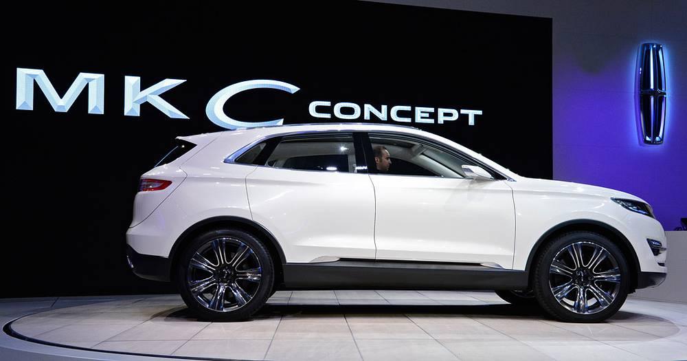 Lincoln MKC Concept car