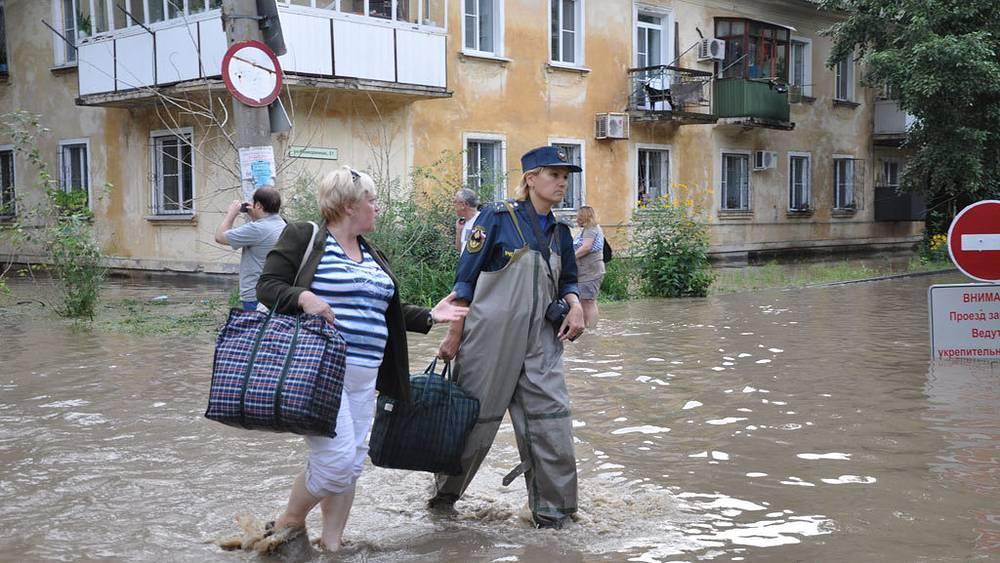 Наводнение в Хабаровском крае. Фото: ИТАР-ТАСС/Пресс-служба ГУ МЧС России по Еврейской автономной области