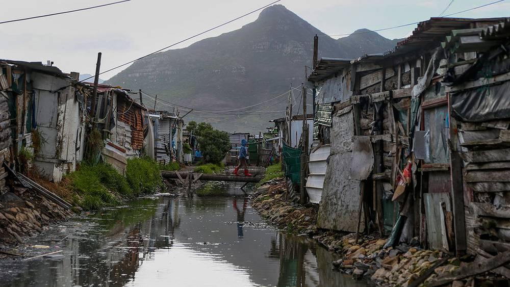 ЮАР.  Фото: EPA/ИТАР-ТАСС