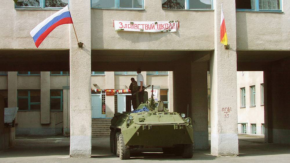 "Фото ИТАР-ТАСС/ Газета ""Северная Осетия """