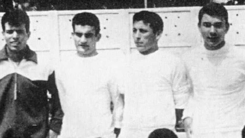 Хулио Иглесиас (первый слева). 1959. Фото Nationaal Archief