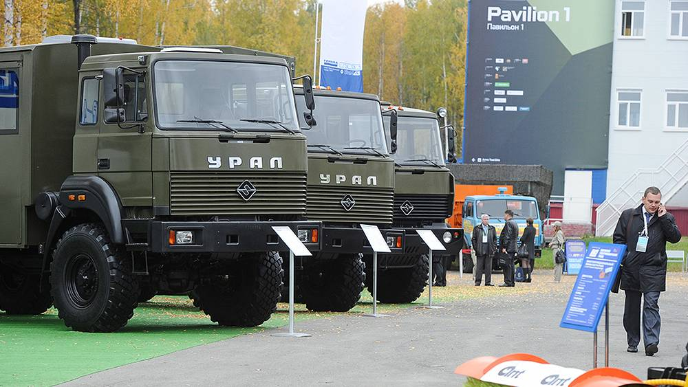 IX Международная выставка вооружения Russia Arms EXPO. Фото ИТАР-ТАСС/ Александр Рюмин
