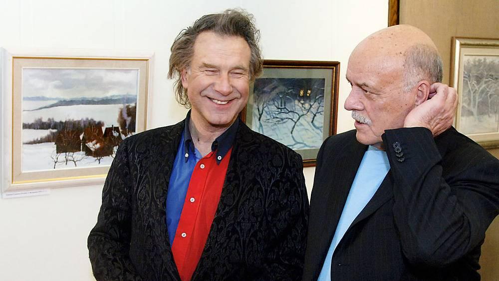 А.Шилов и С.Говорухин. 2006. Фото ИТАР-ТАСС/Александр Саверкин
