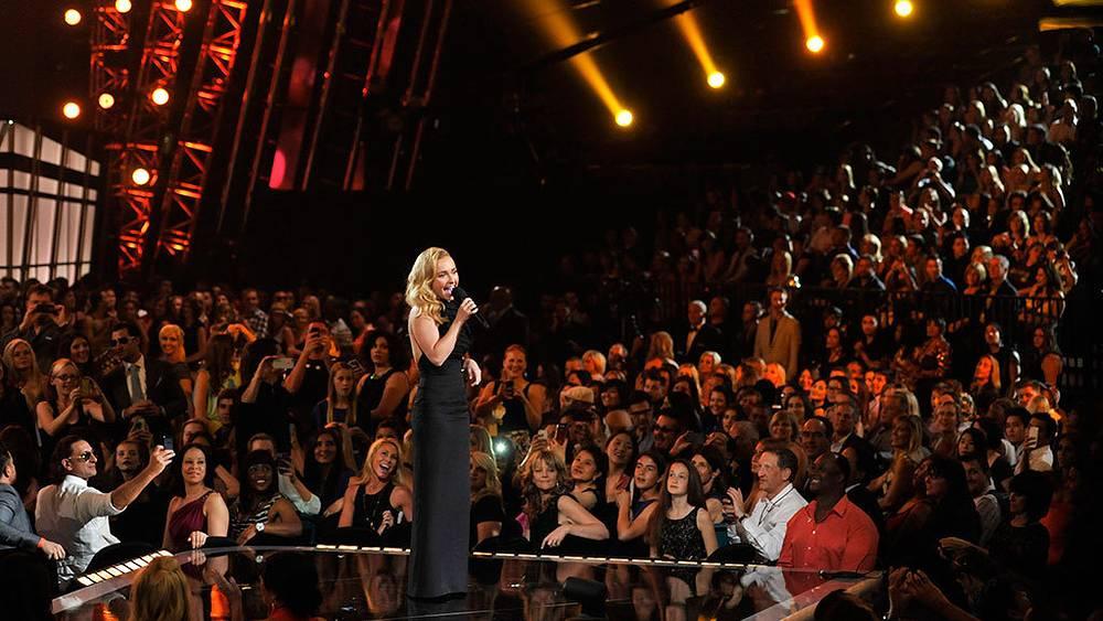 Хейден Панеттьер во время церемонии Billboard Music Awards 2013. Фото AP Chris Pizzello/ Invision