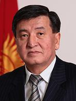 Жээнбеков, Сооронбай Шарипович