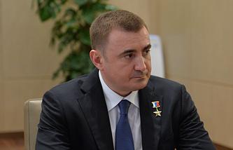 Алексей Дюмин