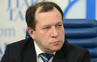 Игорь Каляпин, 2012 год