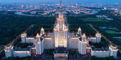 Moscow State University ranked 84th best in the world