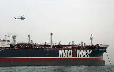 Tehran's arguments on detained tanker more convincing than London's – Russian diplomat