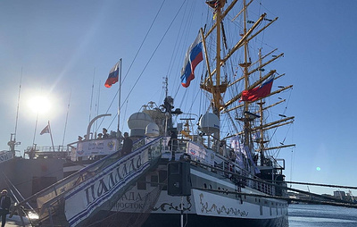 Russian Kruzenstern, Sedov windjammers to sail off for round-the-globe voyage December 7