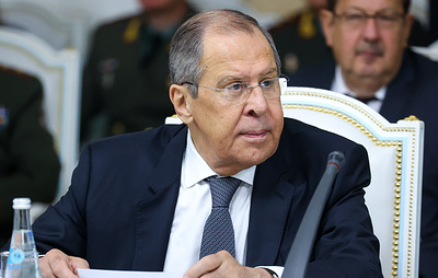 Lavrov points to NATO's infrastructure closing in on Union State's borders