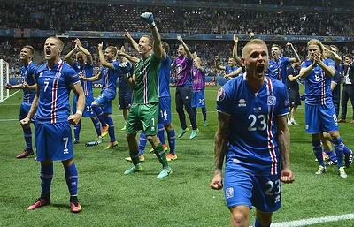 Успехи футбольной сборной вызвали больший интерес к Исландии, чем вулкан Эйяфьядлайекюдль