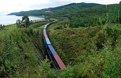 ОТЛК с начала года отправила 500 контейнерных поездов в сообщении Китай-Европа-Китай