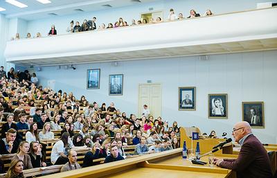 В Москве прошел первый открытый диктант по английскому языку
